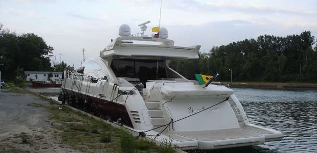 Sin or Swim Charter Yacht - 3