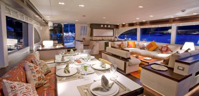 Sailing Nour Charter Yacht - 8