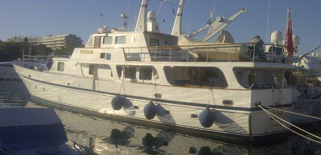 Mileanna K Charter Yacht - 4