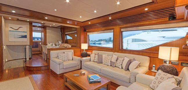 Alfea Charter Yacht - 8