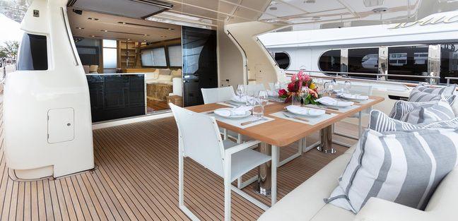 La Pace Charter Yacht - 8
