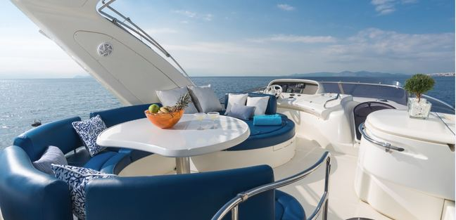 Almaz Charter Yacht - 3