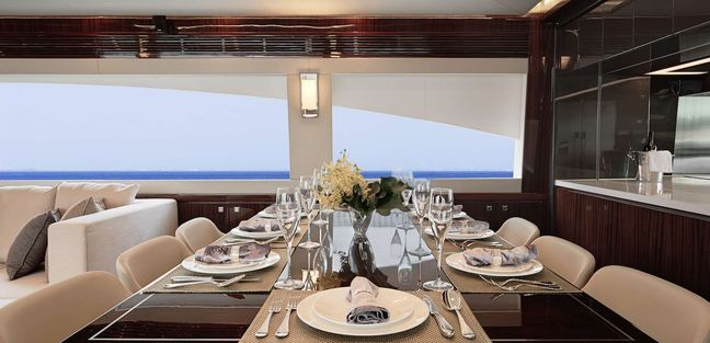 Diamond Seas Charter Yacht - 8