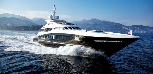 Rocket Charter Yacht