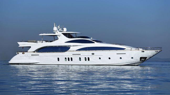 Artemy Charter Yacht