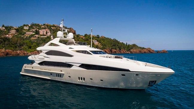 Sullivan's Island Charter Yacht