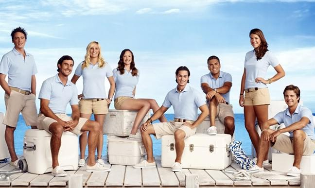 Below Deck On Honor Yacht New Bravo Superyacht Crew Reality Show