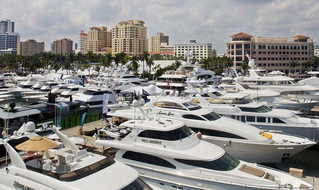 Palm Beach Boat Show 2019 Yacht
