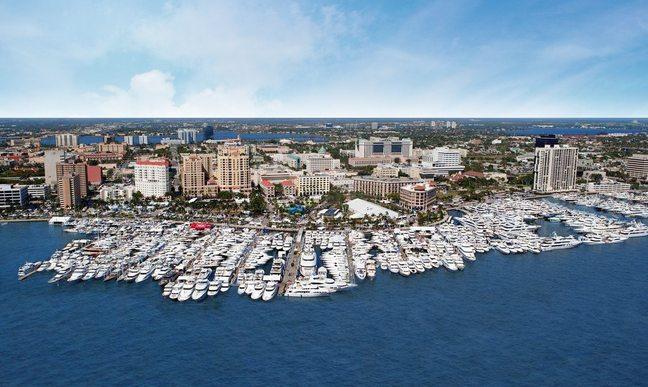Palm Beach Boat Show 2018 Yacht