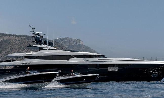 Sneak peak inside yacht from 'Murder Mystery' movie | Yacht