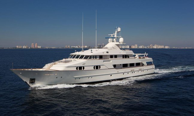 BG Yacht Charter Price (ex  VALOR) - Feadship Luxury Yacht