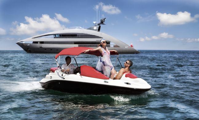 Ocean Emerald Charter Yacht