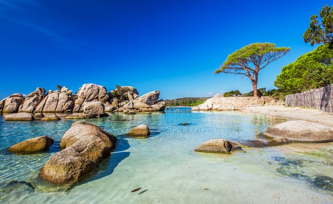 9 of the best white sand beaches to visit in Corsica by luxury yacht