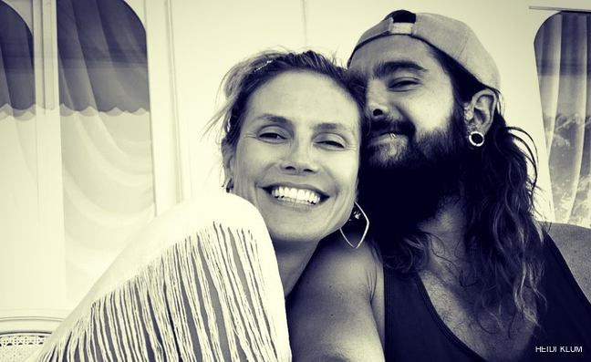Heidi Klum shares snaps of her Capri wedding on board Jackie O's superyacht 'Christina O'