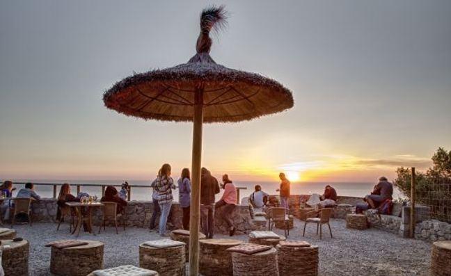 Restaurant in the Balearics