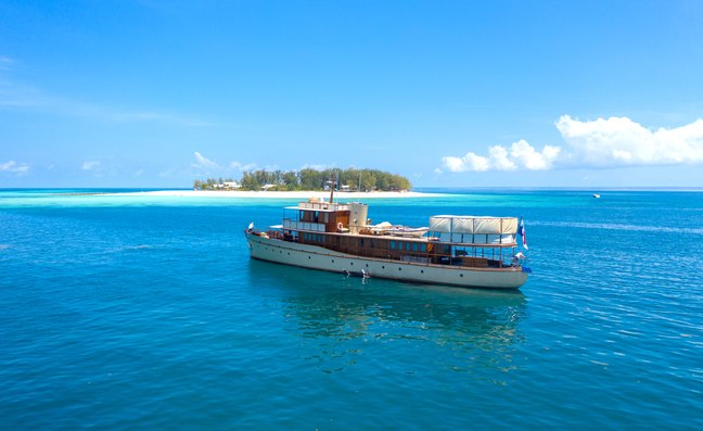 The Ultimate Combination: A private island retreat and luxury yacht charter