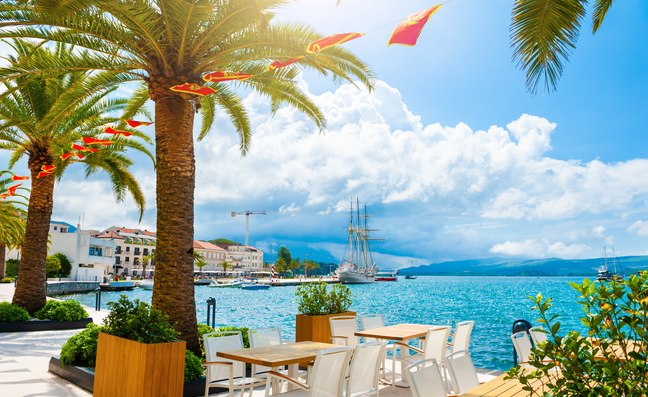 All you need to know about visiting Porto Montenegro by charter yacht