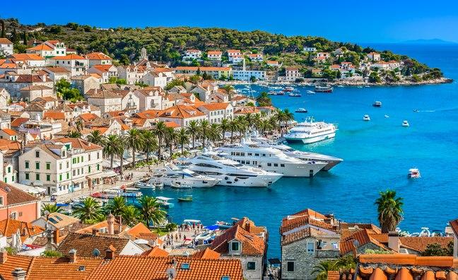 harbour-in-croatia