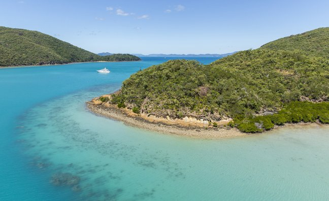 Best by boat: Where to visit on a Whitsundays yacht charter