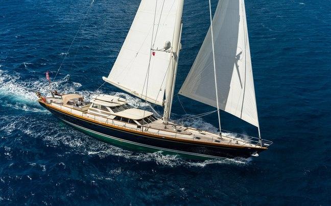 Marae Charter Yacht