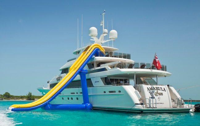 Nina Lu Charter Yacht