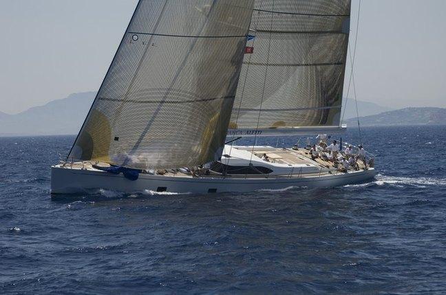 Farewell Charter Yacht