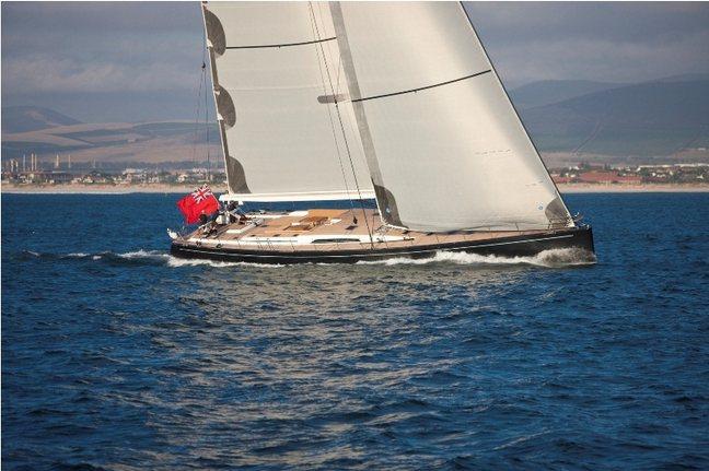 Thalima Charter Yacht