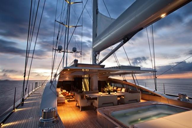 VERTIGO Yacht Charter Price