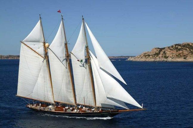 Shenandoah Charter Yacht