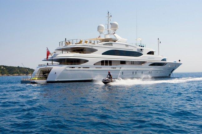 Meamina Charter Yacht - 2