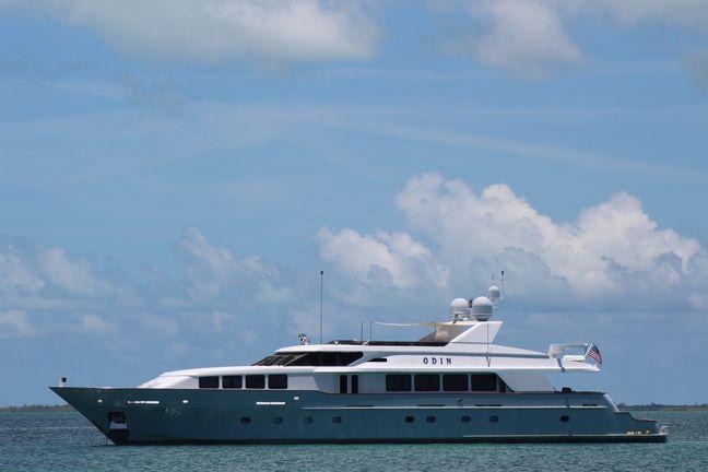 Odin Charter Yacht
