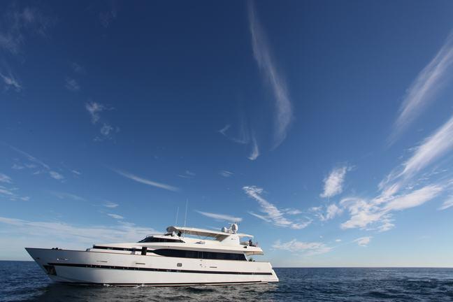 Moondance Charter Yacht - 5