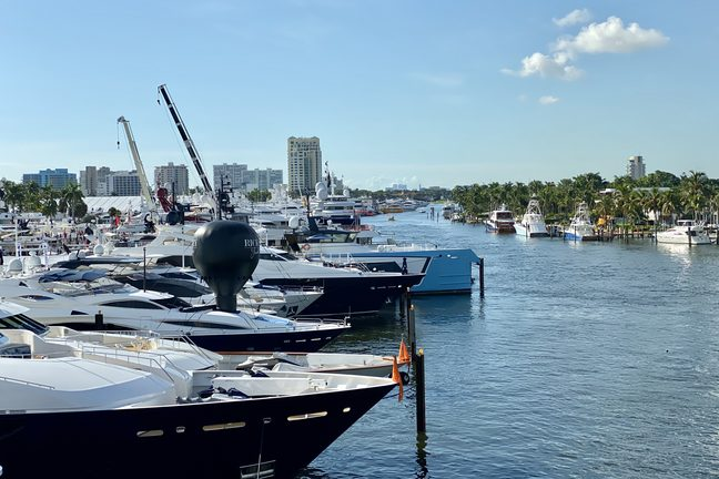 Fort Lauderdale International Boat Show (FLIBS) 2020