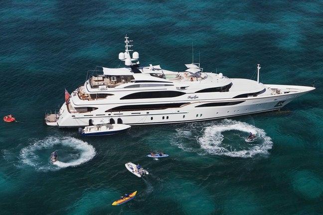 Jaguar Charter Yacht