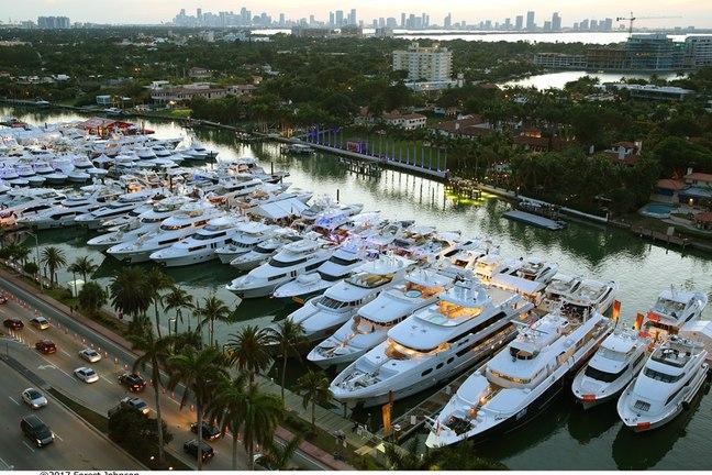 bay harbor boat show 2020