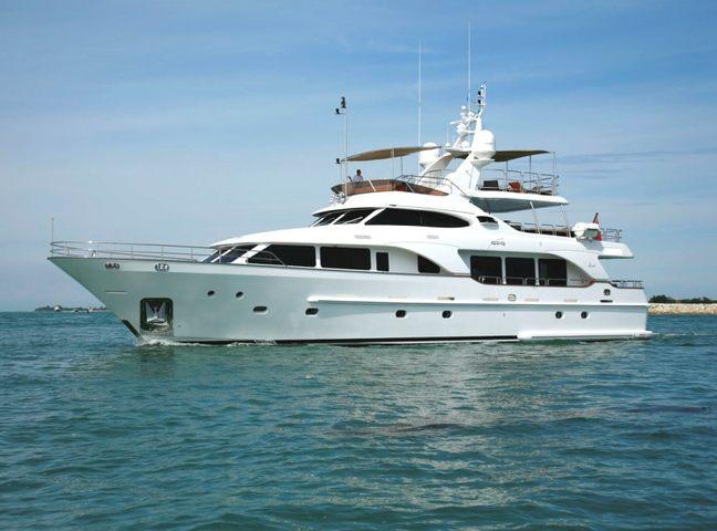 Quid Pro Quo Charter Yacht