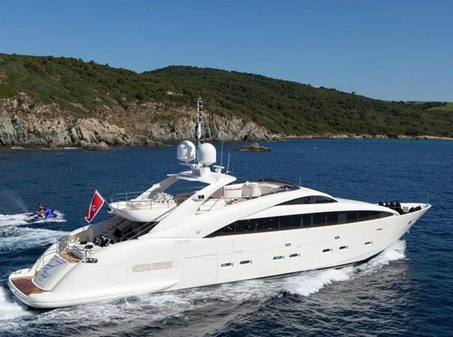 Whispering Angel Charter Yacht