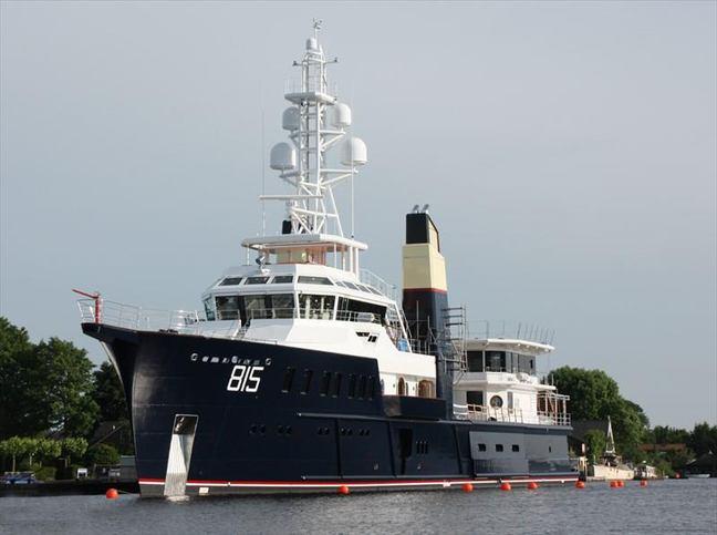 Sherpa Charter Yacht