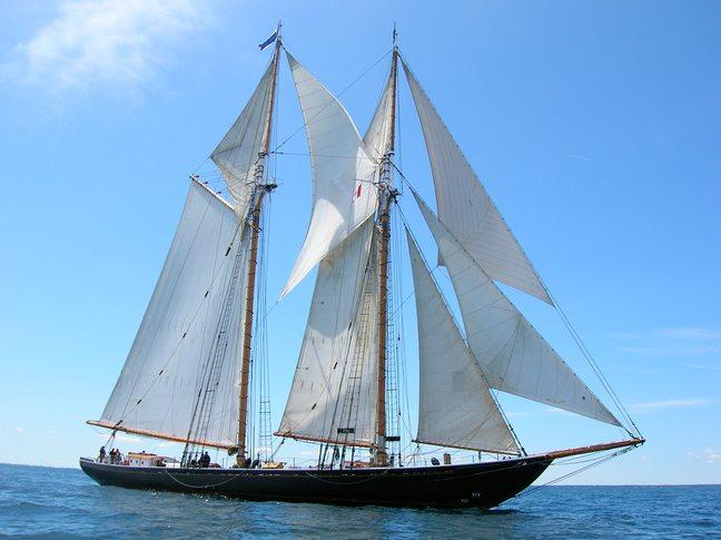 Highlander Sea Charter Yacht