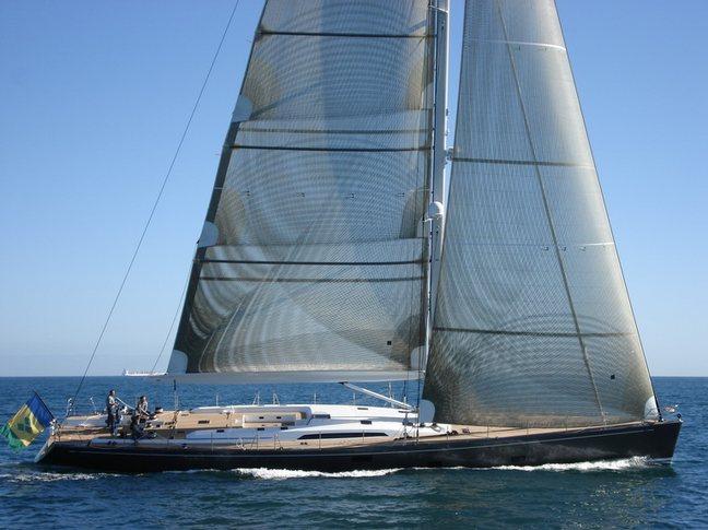 Mrs Seven Charter Yacht