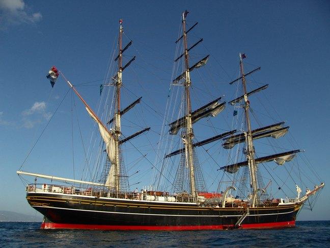 Stad Amsterdam Charter Yacht