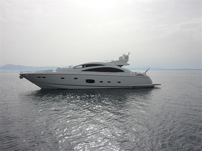 Elizabeth D Charter Yacht