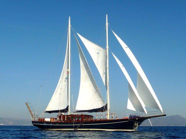 Smart Spirit 1 Charter Yacht