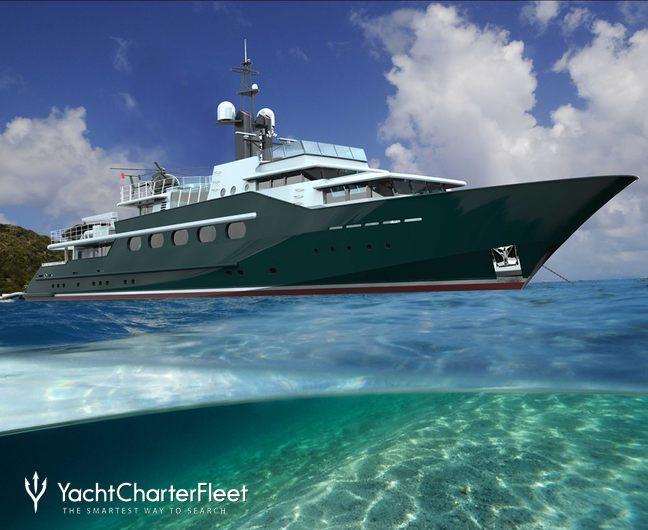 Highlander Charter Yacht