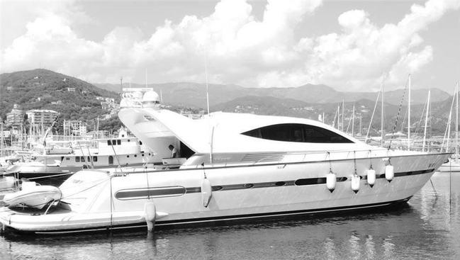 Cerri 86 Flying Sport Charter Yacht