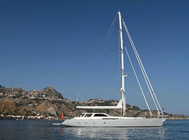 Silver Lining Charter Yacht