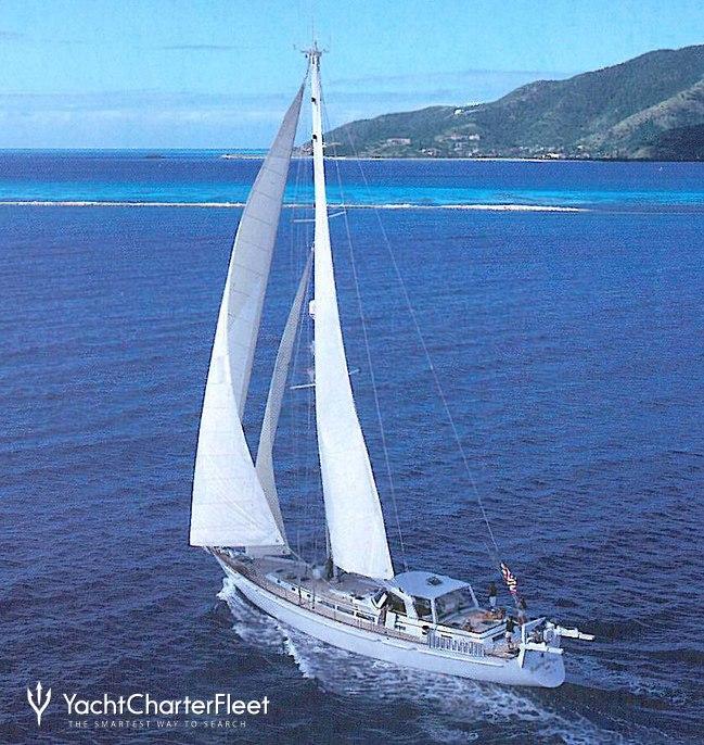 Eagle's Nest Charter Yacht