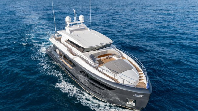 Nea Moni V Charter Yacht
