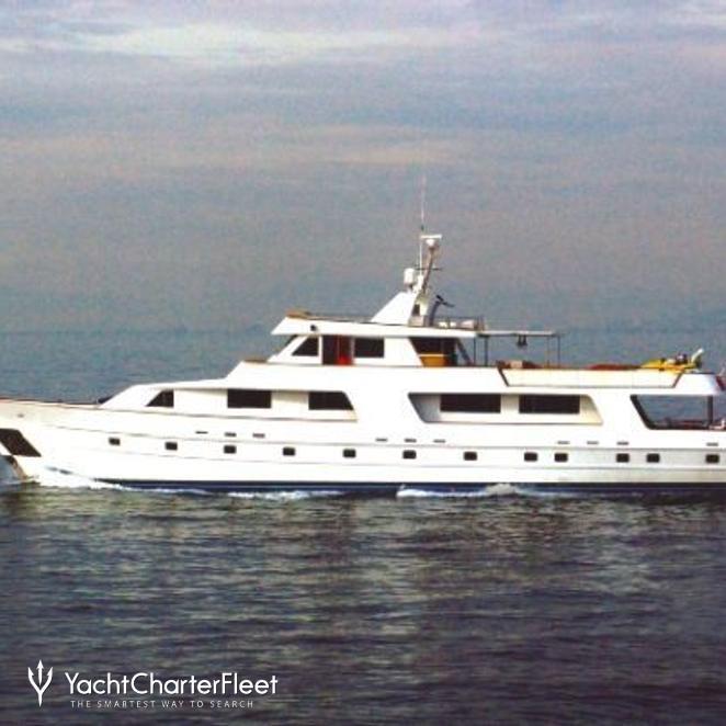 Steel Motor Yacht photo 1