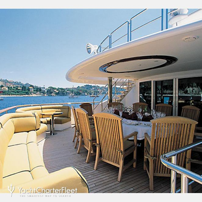 Sundeck Dining & Seating